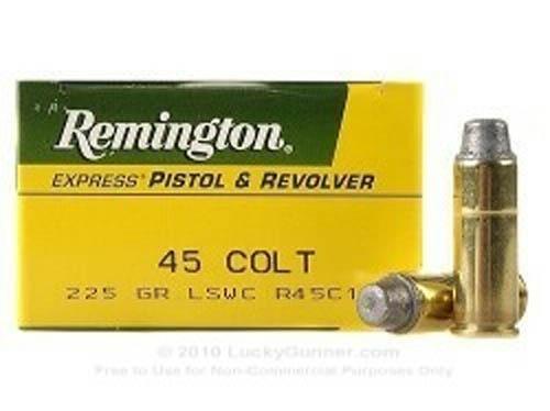 45 Colt Remington Cheap Ammo=