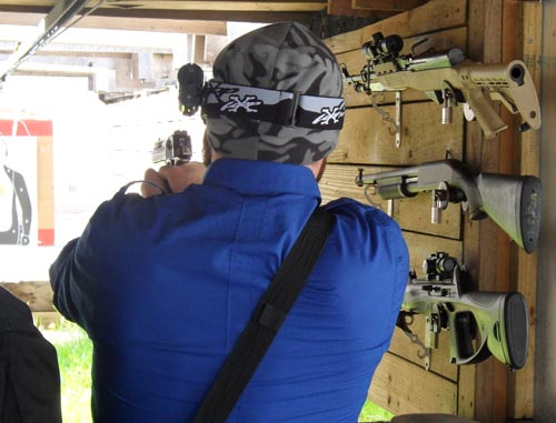 Shooting a 44 Desert Eagle