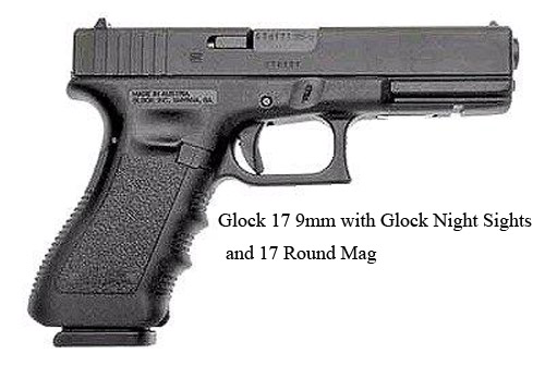 Glock-17-9mm-Glock-Night-Sights-17rd-Mags=