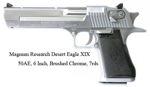 Magnum-Research-Desert-Eagle-XIX-50AE-6-Inch-Brushed-Chrome-7rds=