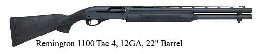 Remington-1100-Tac-4-12GA-22-Barrel=
