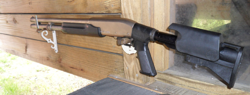 870 Remington Shotgun
