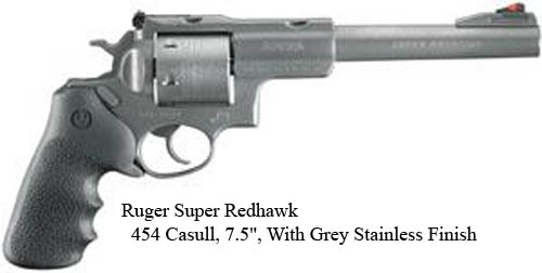Ruger-Super-Redhawk-454-Casull-7-5in-W-Grey-Stainless-Finish=