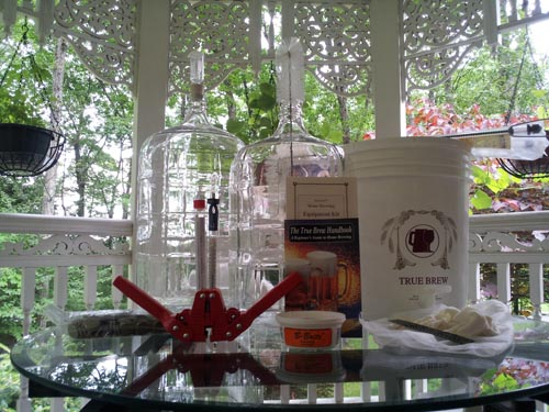 Superior Homebrew Beer Brewing Kit