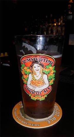 Heartland Brewery Apricot Ale