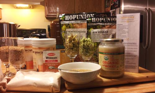 Homebrewing Ingredients